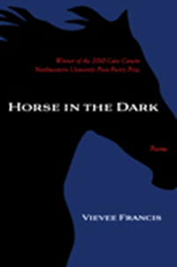 francis, horse in the dark