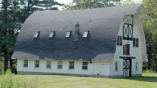millay colony barn